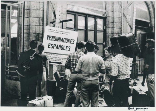 Musée de l'histoire de l'immigration : L'immigration espagnole au XXe siècle à Paris Porte Dorée