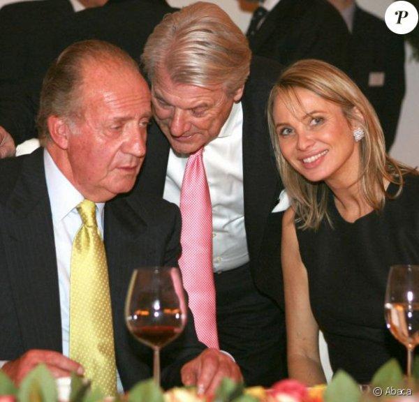 Juan Carlos : Corinna, son ex-maîtresse, sort les griffes Paris Match | Publié le 26/09/2020 à 20h38 Interview Flore Olive