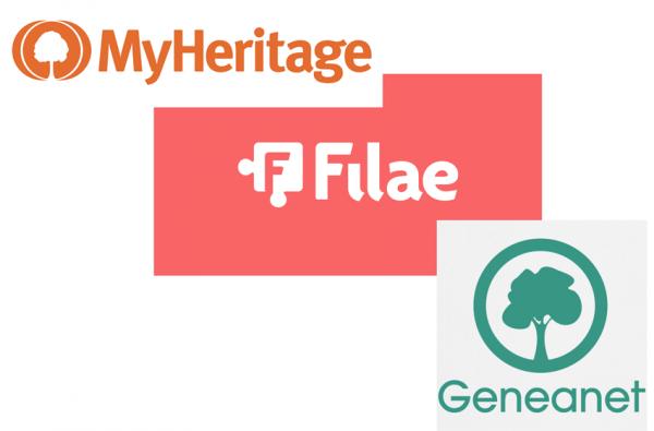 My Heritage acquiert FILAE (rendez vous sur le lien au- dessous)