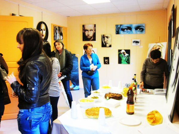 Vernissage de l'exposition : le 11 avril 2012