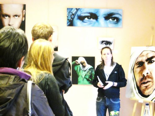 Vernissage de l'exposition : le 11 avril 2012