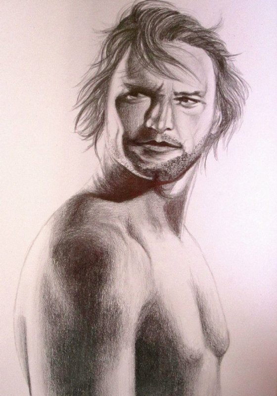 Josh Holloway... Sawyer - Lost