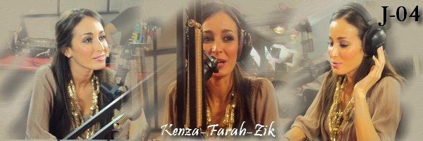 -> Kenza Farah a Planète rap