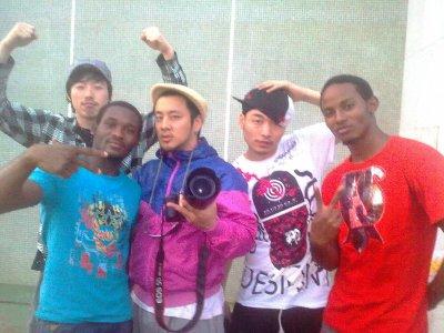 Corée dans la place