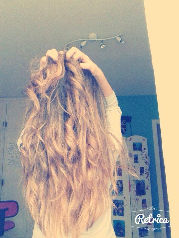Mes cheveux :3