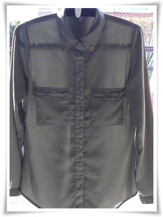 DIY : ma chemise custom