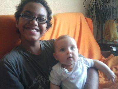 mon fils mon amour et ma filleule
