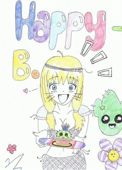 Happy-B <:o)