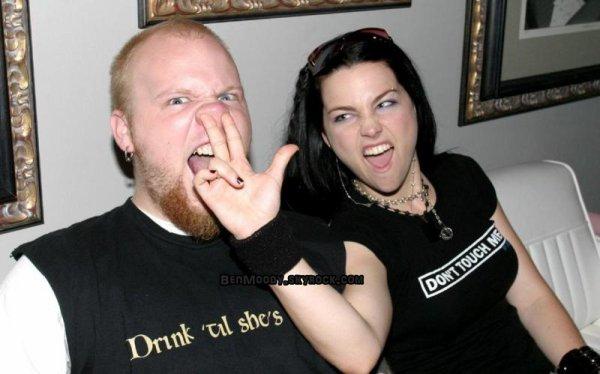 DOSSIER >> Amy et Ben