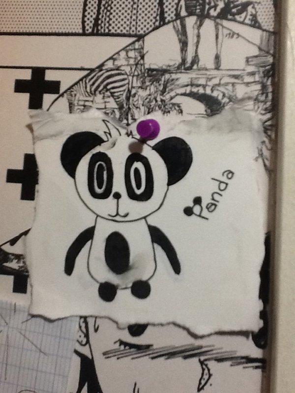 Panda de yukina