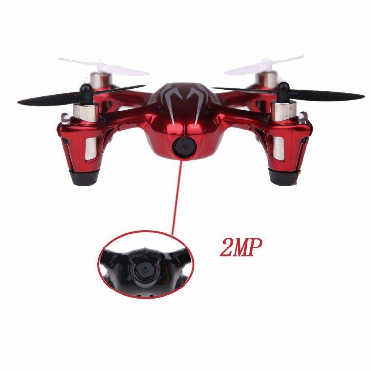 Le quadricoptère  Hubsan  X4 H107C, un incontournable