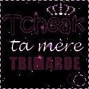 TCHEAK TA MERE TRIMARDE .