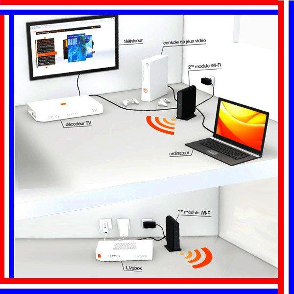 orange lance le liveplug wi fi duo ceux ci ne pas un wifi nuisible pour nous amateur radio ou. Black Bedroom Furniture Sets. Home Design Ideas