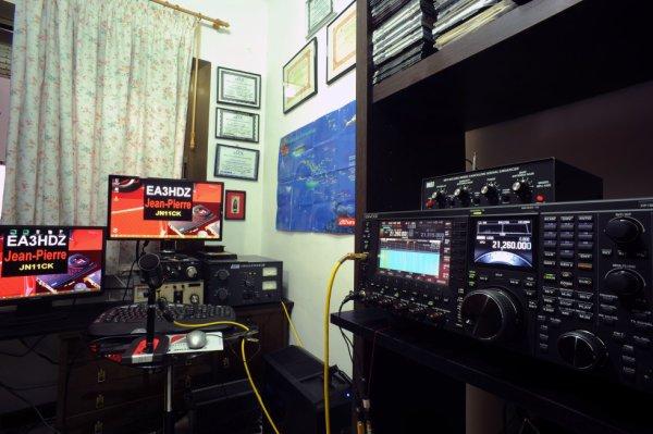 EA3HDZ......Nouvelle foto sur QRZ.com Kenwood TS990s