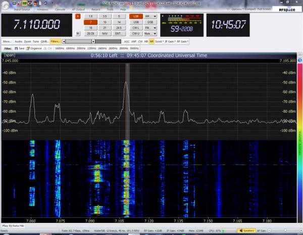 SDR-RADIO logiciel gratuit