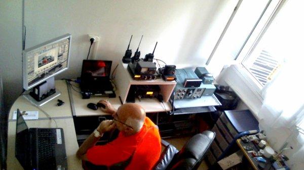 EA3HDZ ami radio amateur