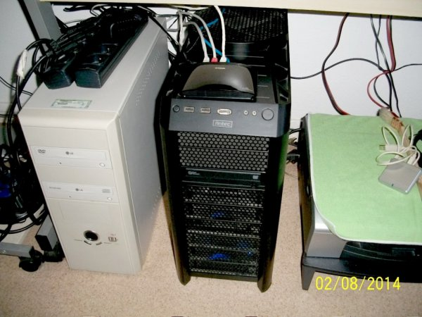 Supér PC Monté installation des logiciel FINI