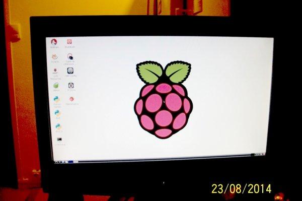 linux avec Mini PC Fini  et ça fonctionne