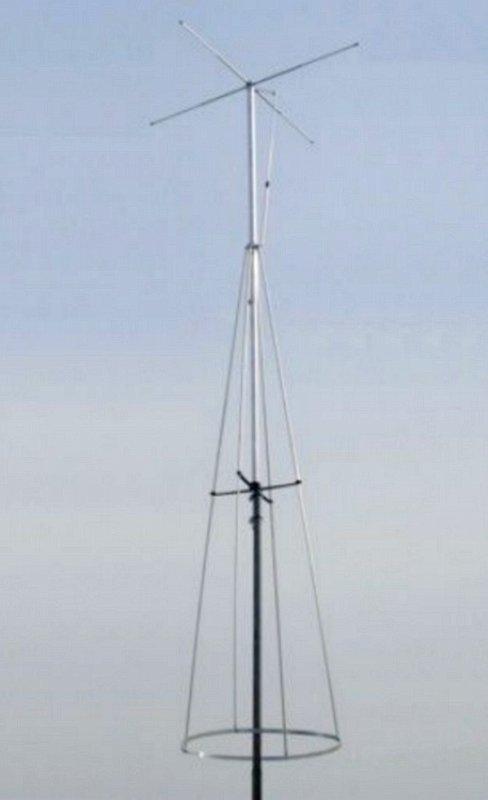 AstroPlane Top One CB & 10M Ham bande de base d'antenne par Sirio