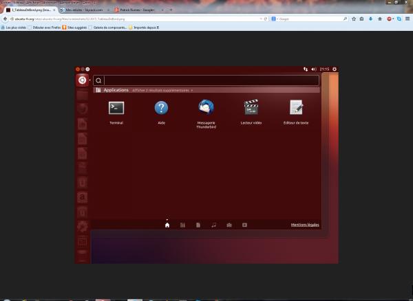 Ubuntu logiciel gratuit