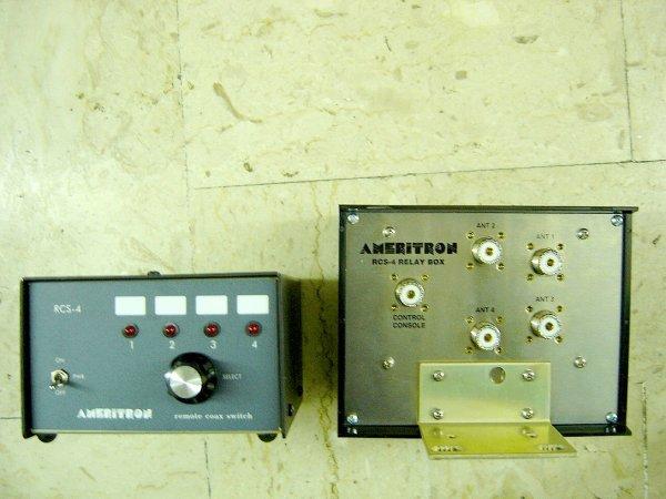 AMERITRON RCS 4X