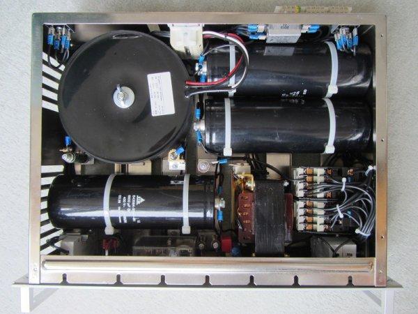 LF / MF Rack: PA, PA alimentation, RX1001, EX1001 un ampli a lampe comme on ne fait plus