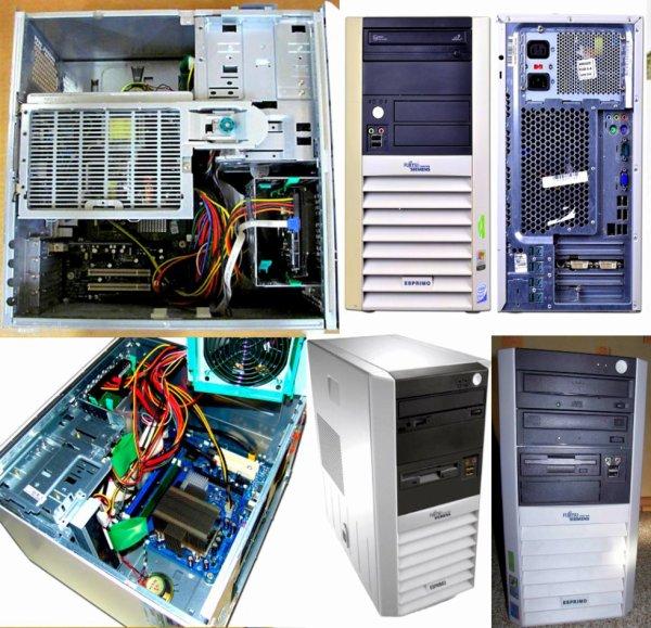 PC Fujitsu Siemens Esprimo