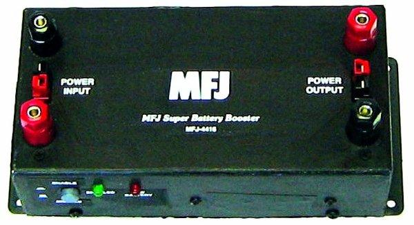 MFJ 4416B TENSION BATTERIE BOOSTER 12V
