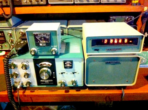 le monde des HAM RADIO USA  le monde merveilleux du radio-amateurisme les années 1970