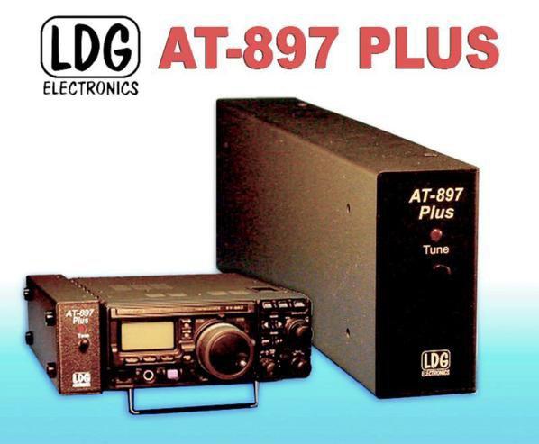 pour les passionnés du FT-897 vois si la LDG Electronics AT-897PLUS tuner automatique pour le Yaesu FT-897 après avoir acheté de Alimentation Yaesu FP-30 C consacrée au FT-897 voir ci qui et le tour de la LDG Electronics AT-897PLUS tuner automatique et il sera complet le FT-897 transceiver que j'ai de plus quelles années est j'en suis satisfait