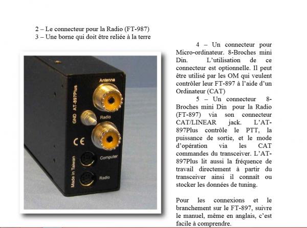 fini le FT-897 et au complet  pour F-11874 et 14WW.210 OP.PATRICK NICE FRANCE