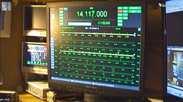 STATION AMATEUR RADIO ET SWL  YANN NICE COTE D'AZUR FRANCE ET PATRICK SWL F-11874 AMATEUR RADIO