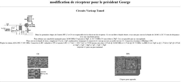 PRESIDENT GEORGE