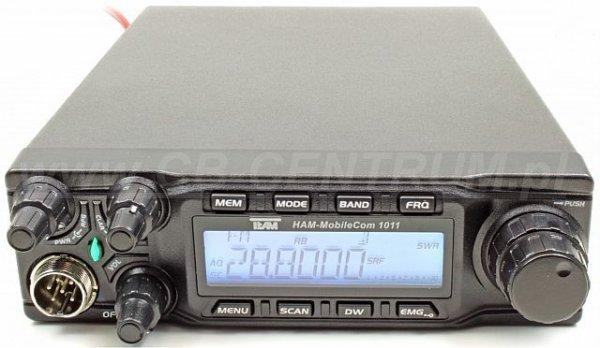 et  aussi  10m les radioamateur et les SWL pour les amateur du 11 Métre et il ni a toujours vois ci...Équipe Ham mobile Com 1011, CB CTCSS & DCS DTMF, AM FM SSB