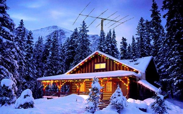 que le Père Noël soit généreuse pour amateurs radio radioamateurs  et SWL