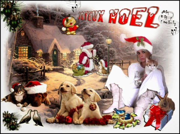 nous somme LE 17 décembre 2014 plus que 6 jours avant  Noël