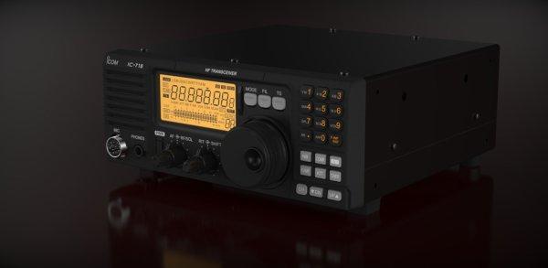 Icom IC-718 HF Transceiver