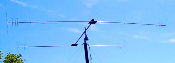 Ham Radio faisceau Modèle d'antenne-246 40,20,17,15,12,10,6Meters 12M nécessite un tuner