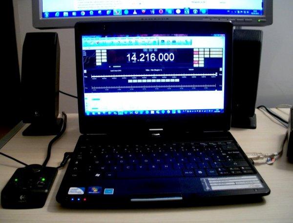 Le radio amateur (aussi appelé Amateur Radio et SWL Radio écouteur)