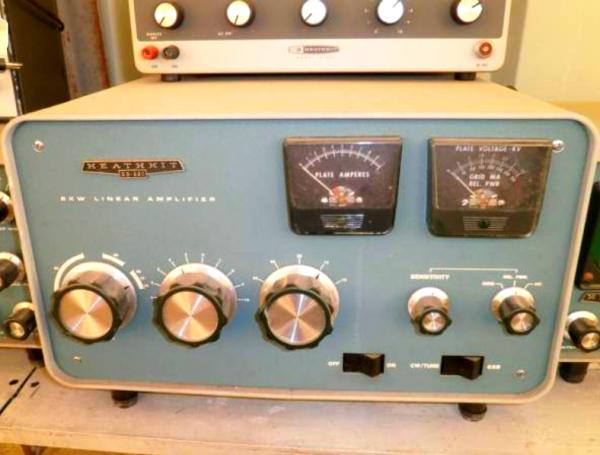 HEATKIT modèle SB 220