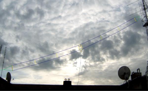 Antenne Dipole YAESU YA-30