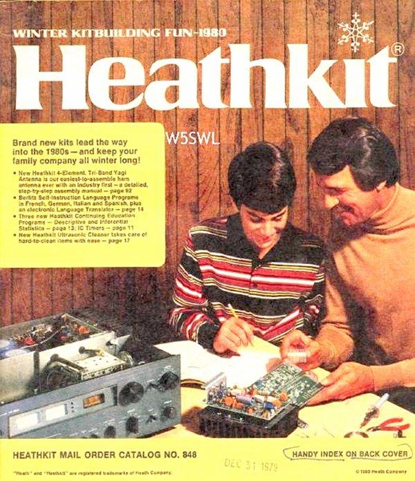 L'histoire des marques : HEATHKIT