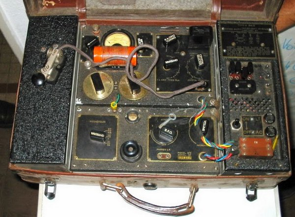 Seconde Guerre mondiale les transmission radio