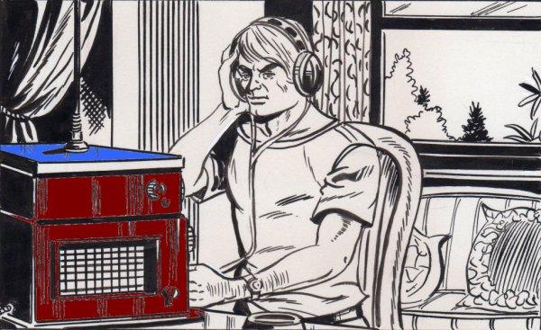 il y a toujours quelqu'un sur les onde en fréquence du monde radio amateur