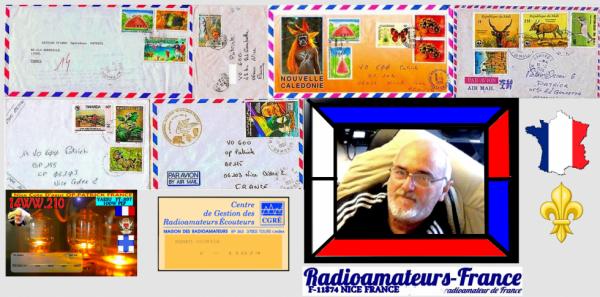 Amateur Radio de FRANCE