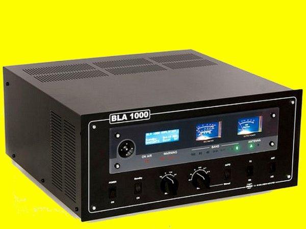 Amplificateur à transistor puissant avec jusqu'à 1000W