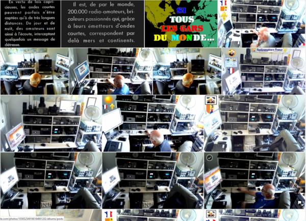 Les origines de la Radio Amateur est Amateur Radio peuvent être attribués à la fin du 19e siècle, mais la radio amateur comme pratiquée aujourd'hui ont commencé au début du 20ème siècle. Le Livre bleu sans fil officiel Première annuelle de l'Association sans fil d'Amérique, produite en 1909, contient une liste de stations de radio amateur.  Cette radio Callbook listes télégraphiques sans fil stations au Canada et aux États-Unis, y compris 89 stations de radio amateur. Comme pour la radio en général, la radio amateur a été associée à divers expérimentateurs et les amateurs amateurs. Radio-amateurs ont contribué de manière significative à la science, l'ingénierie, l'industrie et les services sociaux. Les recherches menées par les radioamateurs a créé de nouvelles industries,  les économies intégrées,   nations habilitées,   et de sauver des vies en cas d'urgence.  Ham radio peut également être utilisé dans la salle de classe pour enseigner l'anglais , carte compétences, la géographie, les mathématiques, les sciences et les compétences informatiques.