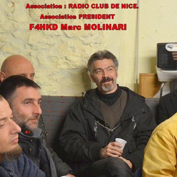 Association : RADIO CLUB DE NICE