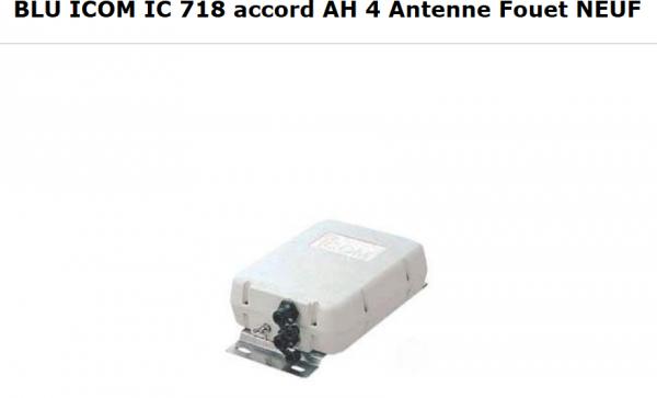 ICOM IC 718