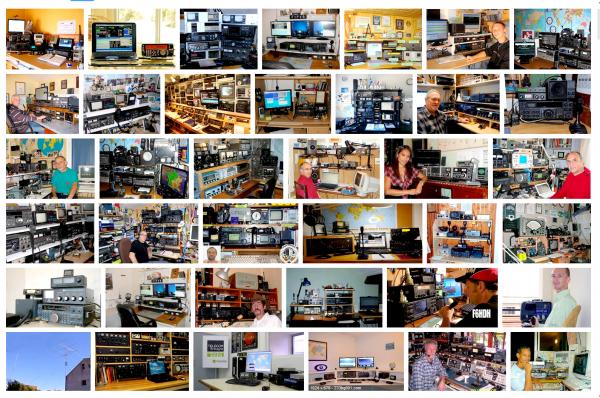 des Radio Amateurs et Amateurs Radio de NICE et plus encore tous Ami en LiVE vidéo sur livestream et en directe sur tranceveur HF